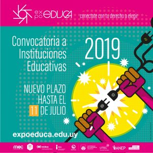 Expo Educa 2019 - Convocatoria a Instituciones Educativas - Plazo 11 de Julio de 2019